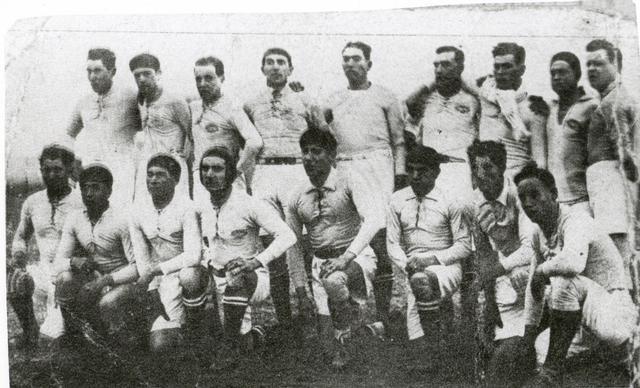 1er equip UE Santboiana 1923